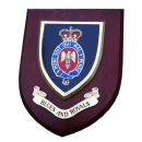 Blues and Royals Guards Military Regimental Wall Plaque